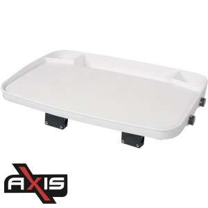 Axis rail mount poly bait board RWB5484