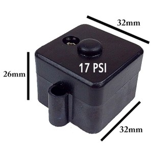 Escaping Outdoors 12v FL diaphragm water pump 17PSI pressure switch