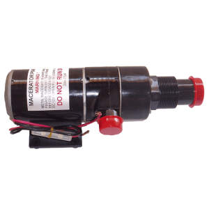 Escaping Outdoors 12v PM65 electric sewage waste air water macerator pump