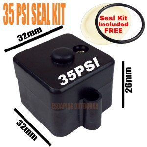 Escaping Outdoors 12v water pump 35psi pressure switch