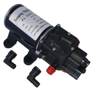 Escaping Outdoors FL3203 12v agricultural farm chemical pump