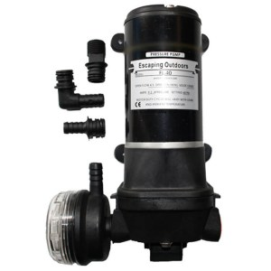 Escaping Outdoors FL40 12v caravan pump diaphragm water pump