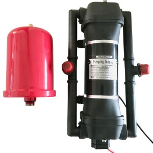 Escaping Outdoors FL40S 12v water pump plus accumulator tank