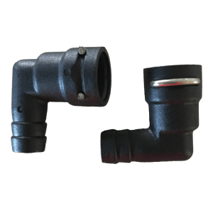 FL 12v water pump 6mm elbow 90 degree fittings