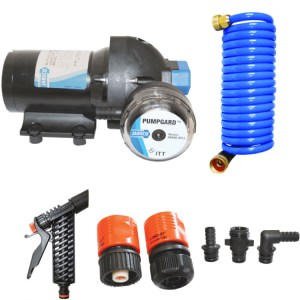 Jabsco J20-162 deck wash pressure pump kit