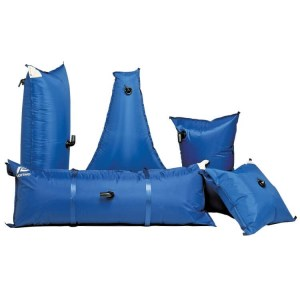 Plastimo flexible portable water bladder range for camping caravan and boat - Escaping Outdoors