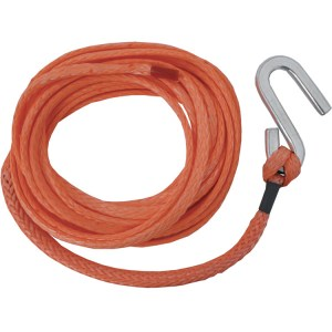 RWB6520 hi tech trailer winch ropes with s hook