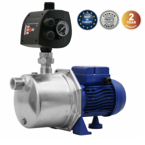Reefe PRJ80E house pressure pump with pressure controller