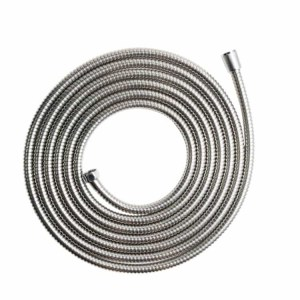 Smarttek 2m flexible anti kink shower hose for camping shower - Escaping Outdoors