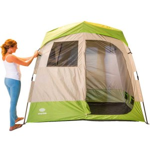 Smarttek double ensuite shower tent for camping shower - Escaping Outdoors 1
