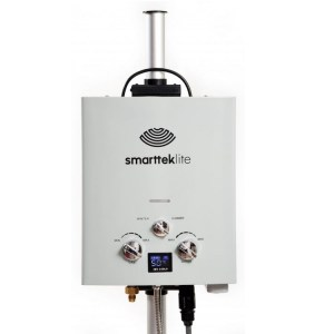 Smarttek lite portable gas camping hot water system - Escaping Outdoors