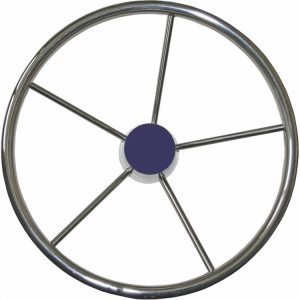 Ultraflex 455mm power boat steering wheel